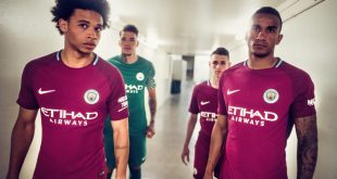 Nike & Manchester City Reveal 2017-18 Away Kit in Los Angeles!