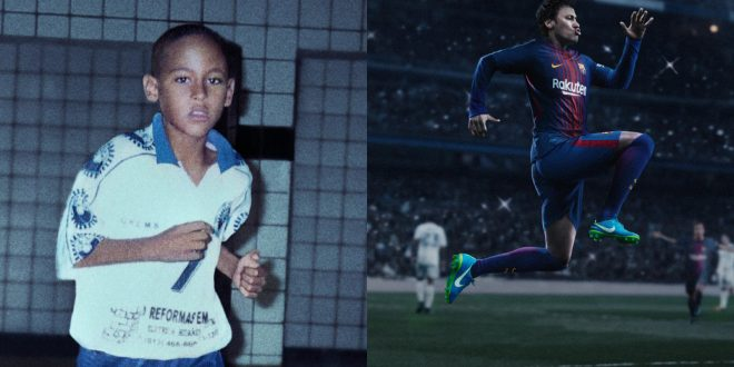 hot sale online d3b85 ad98a Nike launch Neymar Jr.