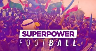 VIDEO – Superpower Football: Nirmik United – The Brighter Side of Mumbai!