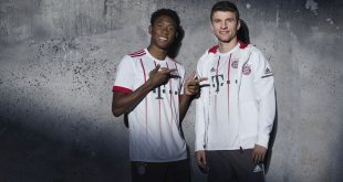 From the community into the Champions League: The new adidas third kit of FC Bayern!