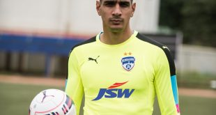 VIDEO: Bengaluru FC welcome India's No.1 Gurpreet Singh Sandhu to the club!