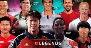 DFL launches the global Bundesliga Legends Network!