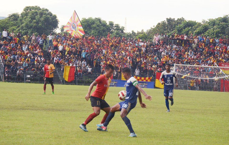 Image result for eastbengal vs peerless match