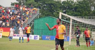 Champions East Bengal win CFL tie late against Calcutta Customs!