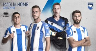 VIDEO – Errea: Making Of Pescara Calcio 2017/18 season kit!