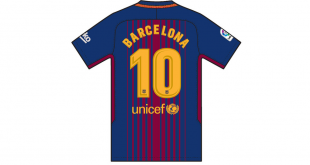 FC Barcelona players to wear shirt with 'Barcelona' in place of their names in their LaLiga opener!