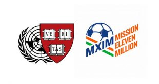 Youth impact through football: Mission XI Million at Harvard Model UN India!