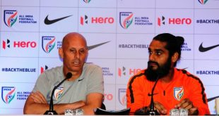 Tri-Nation Football Series: India face Mauritius in the opener!