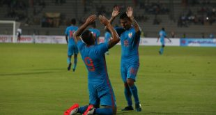 Tri-Nation Football Series: India score 2-1 comeback win over Mauritius!