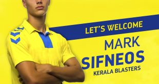 Kerala Blasters sign Dutch striker Mark Sifneos ahead of ISL-4!