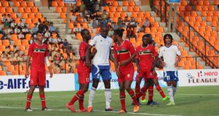 Tri-Nation Football Series: Mauritius play out a draw against St. Kitts & Nevis!