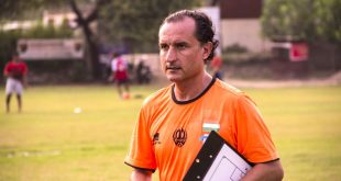 Spain's Juan Luis Perez Herrera to coach Minerva Punjab FC this season!