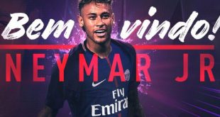 Paris Saint-Germain sign Neymar from FC Barcelona for a world record €222m fee!