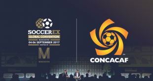 Soccerex and CONCACAF sign new Institutional Partnership!