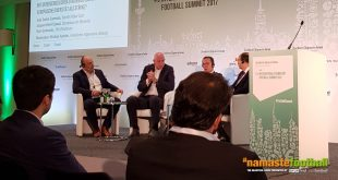 VIDEO – #NamasteFootball: FAZ Forum – International Frankfurt Football Summit!