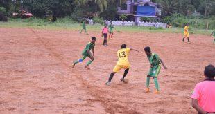 Goa Third Division: Carmona SC, St Anthony's Club play a drab draw!