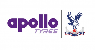 India's Apollo Tyres become Crystal Palace FC's Official Tyre Partner!