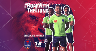 Delhi Dynamos announce T10 Sports as their official kit partner!