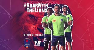Delhi Dynamos announce T10 Sports as their official kit partner!