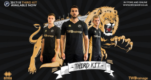 Errea & Millwall FC unveil the clubs third official team kit for 2017/18 season!