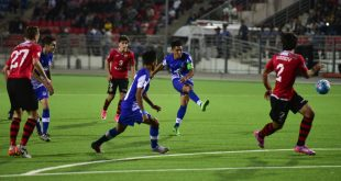 Bengaluru FC drawn to face Bhutan's Transport United in 2018 AFC Cup qualifier!