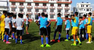 India U-16 coach Bibiano Fernandes: Boys are determined to take the fight to Iraq!