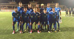 SAFF U-18 Championship: India U-18 beat hosts Bhutan 3-0!