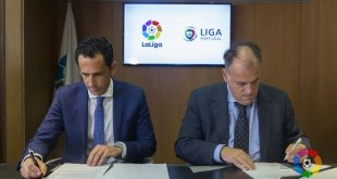 Spain's LaLiga & Liga Portugal set to work together to promote the internationalisation of both leagues!
