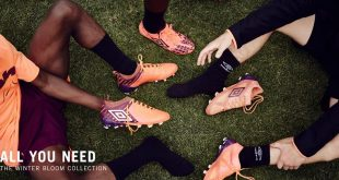 Bloomin' Marvellous: new Winter Bloom colourway pack by UMBRO revealed!