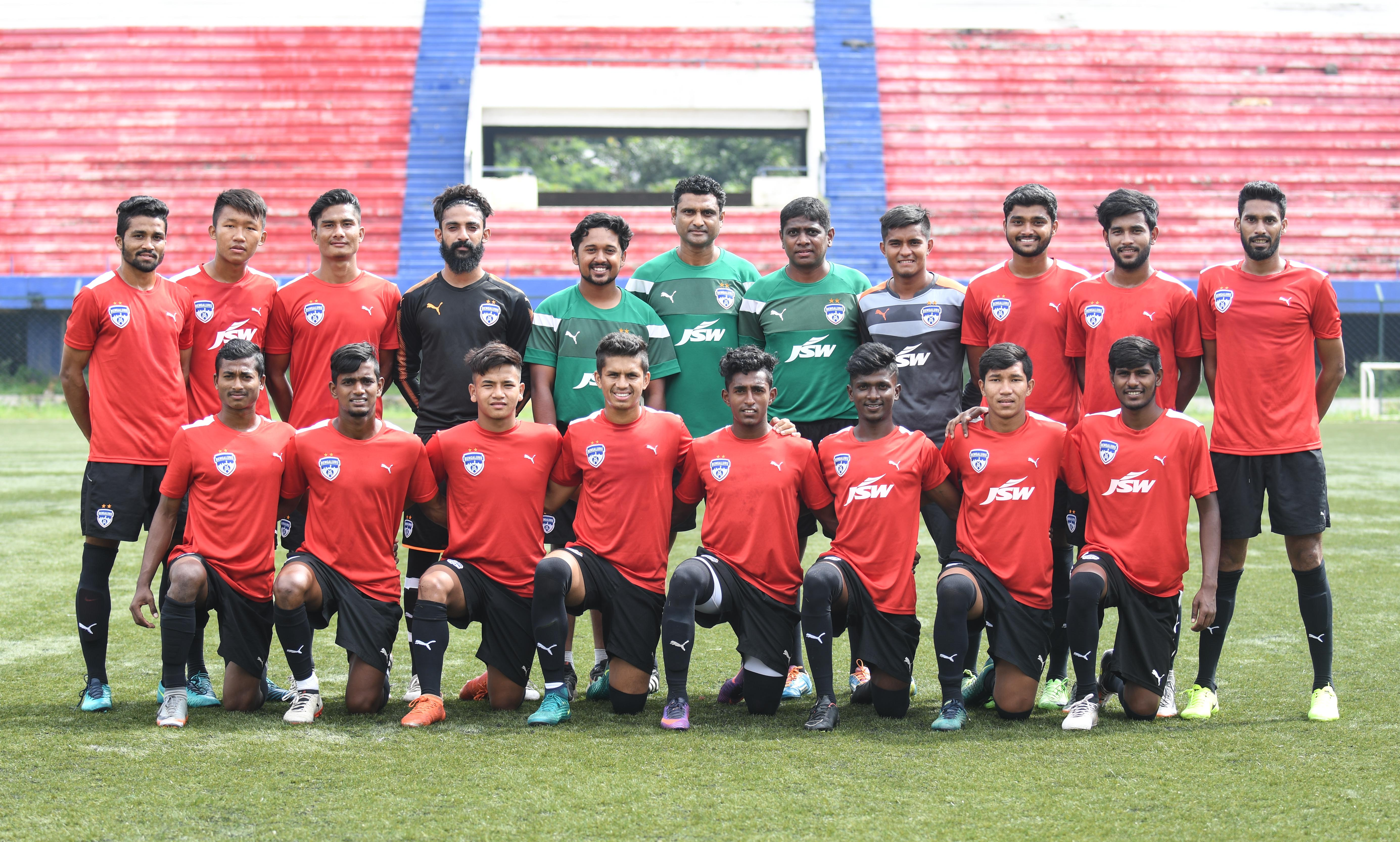 Bengaluru Fc Launch Reserve Side For Inaugural Season