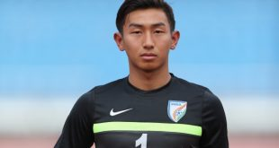 India junior goalkeeper Dheeraj Singh offered three year contract by Scotland's Motherwell FC!