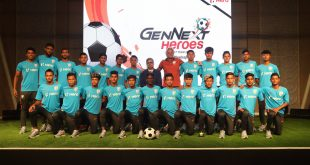 VIDEO – Hero GenNext: Suresh Singh Wangjam (India U-17)!