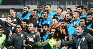India beat Macau 4-1, qualify for 2019 AFC Asian Cup!
