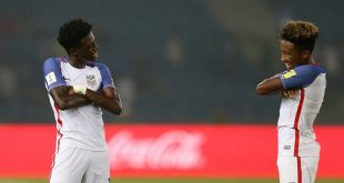 USA U-17 forward Tim Weah: Thank you India for backing us!