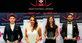 2017 Asian Football Awards: Winners happy to pick up awards!