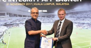 New mobile app strengthens AFC's fight against match-fixing in Asia!