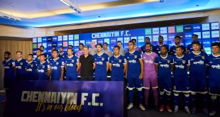 Chennaiyin FC announces Apollo Tyres as its Principal Sponsor for ISL-4!