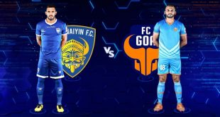 Chennaiyin FC host FC Goa in their opener as an ISL 2015 final rematch!