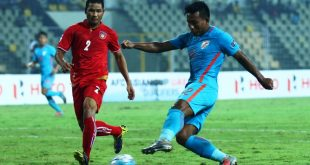 India held to a 2-2 draw by Myanmar!