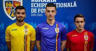 Joma present the new Romania home & away kits!