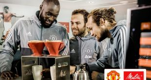 Manchester United announce Melitta as club's first Official Coffee Partner!