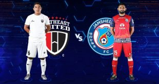 NorthEast United FC search for win against Jamshedpur FC!