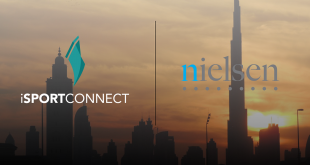 iSportconnect announces Nielsen Sports as Dubai Summit event partner!