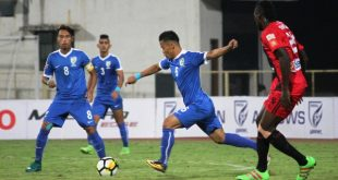 Opoku double strike helps Minerva Punjab FC beat Indian Arrows!