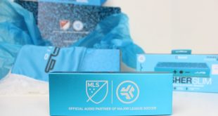 JLab audio named official audio partner of Major League Soccer!