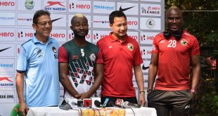 Mohun Bagan host Shillong Lajong FC in an interesting I-League encounter!