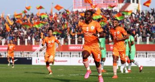 I-League: NEROCA win it late against Chennai City FC on home debut!