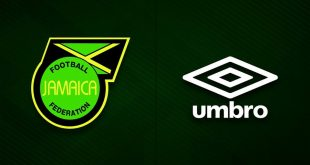 UMBRO pens a deal with the Jamaica Football Federation!