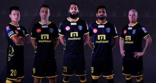 VIDEO: Kerala Blasters launch their Admiral made ISL-4 away kit!