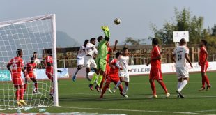 I-League: Aizawl FC split points with East Bengal to rise into fourth, while red&golds drop points!